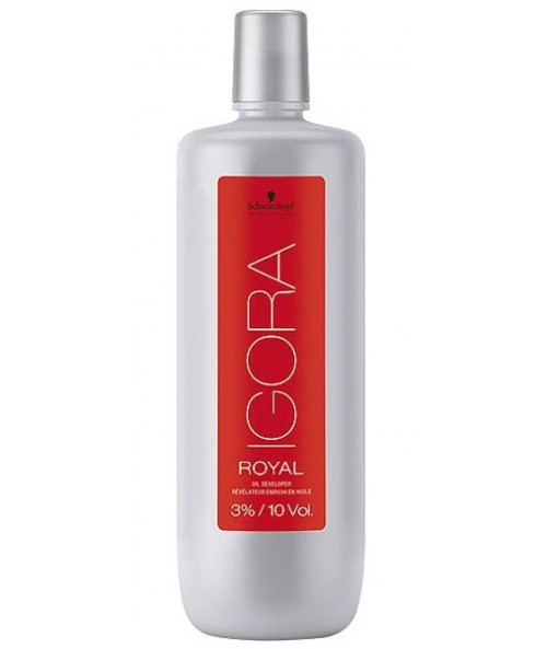 Schwarzkopf Igora Royal Cream Developer 3 %