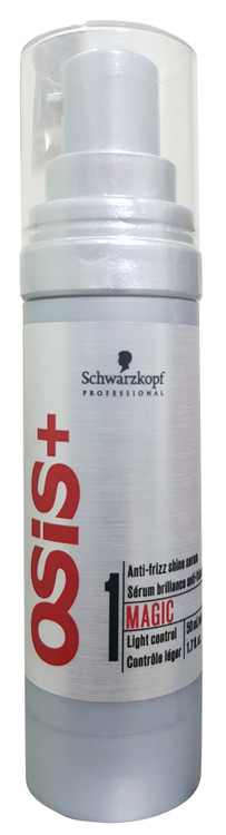 Schwarzkopf Osis Magic Anti-Frizz Gloss Serum 50 ML
