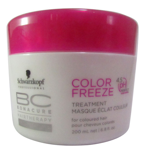Schwarzkopf BC Bonacure Color Freeze Treatment 200ML(Front)