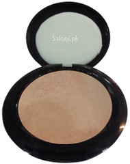Christine Oil & Shine Control Compact Powder Peach 918 open front