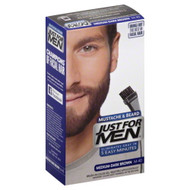 Just For Men Brush-In Color Mustache & Beard Gel Medium Dark Brown M-40