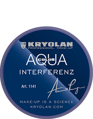 Kryolan Aquacolor Interferenz Lilac-G