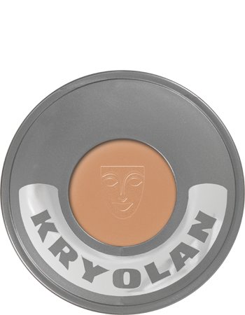 Kryolan Dry Cake Makeup Foundation - 1W