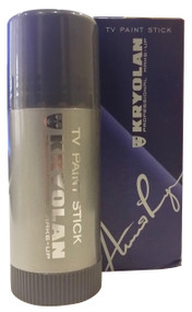 Kryolan Professional Make-Up TV Paint Stick Foundation Negro-1