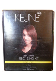 Keune Sleek & Shine Rebonding Kit (Front)