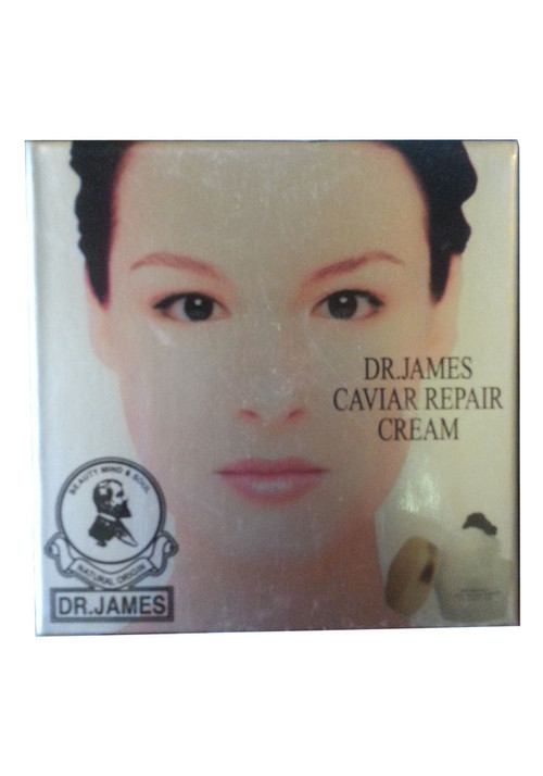 Dr.James Caviar Repair Cream (Front)
