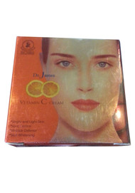 Dr.James Vitamin C Cream (Front)