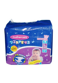 Mother Care Diapers (Large) 20 Pack
