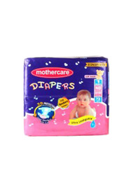 Mother Care Diapers Economy Pack (Newborn) 72 Pack