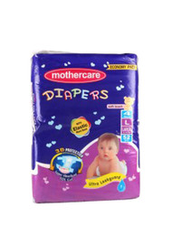 Mother Care Diapers Economy Pack (Large) 52 Pack
