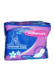 Mother Care Sanitary Pads Day & Night 8 Pack