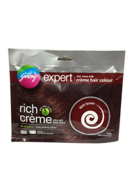 Godrej Expert Dark Brown 4.06 Creme Hair Colour