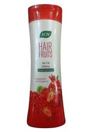Joy Hair Fruits Hair Fall Defense Shampoo (Pomegranate & Watermelon)  Buy Online In Pakistan Best Price Original Product