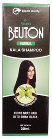 Ratan's Beuton Herbal Kala Shampoo Turns Grey Hair Into Shiny Black