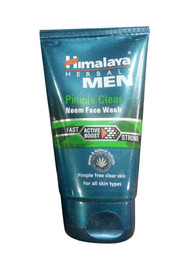 Himalaya Herbals Men Pimple Clear Neem Face Wash