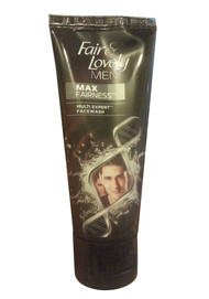 Fair & Lovely Men Max Fairness Multi Expert Face Wash (Front)