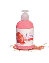 Lana Hand Wash Rose Liquid Soap