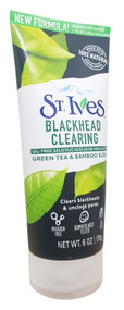 St. Ives Blackhead Clearing Green Tea Scrub Buy online in Pakistan on saloni.pk