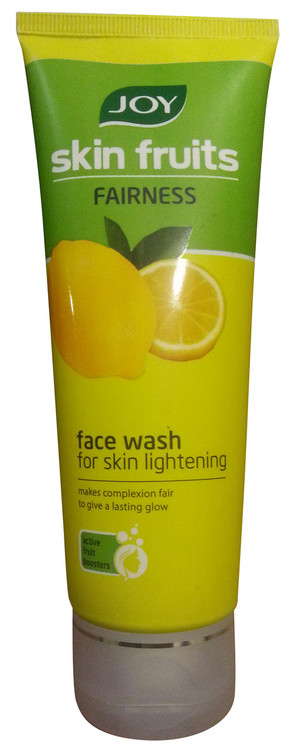 Joy Skin Fruits Fairness Face Wash (Lemon)