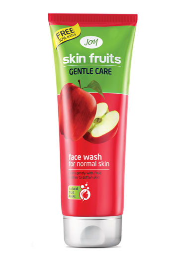 Joy Skin Fruits Gentle Face Wash (Apple)