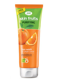 Joy Skin Fruits Purifying Face Wash (Orange)
