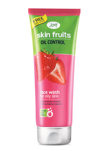 Joy Skin Fruits Oil Control Face Wash (Strawberry) 50 ML Buy Online In Pakistan Best Price Original Product
