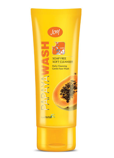 Joy Papaya Daily Cleansing Gentle Face Wash 120 ML Buy Online In Pakistan Best Price Original Product
