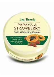 Joy Beauty Papaya & Strawberry Skin Whitening Cream Buy Online In Pakistan Best Price Original Product