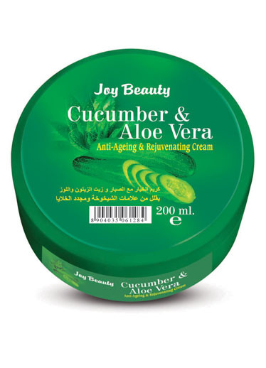 Joy Beauty Cucumber & Aloevera Anti Ageing Rejuvenating Cream