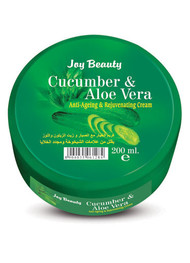 Joy Beauty Cucumber & Aloevera Anti Ageing Rejuvenating Cream  Buy Online In Pakistan Best Price Original Product
