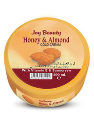 Joy Beauty Honey & Almonds Cold Cream