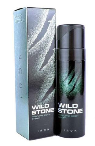 Wild Stone Perfume Body Spray Iron For Men