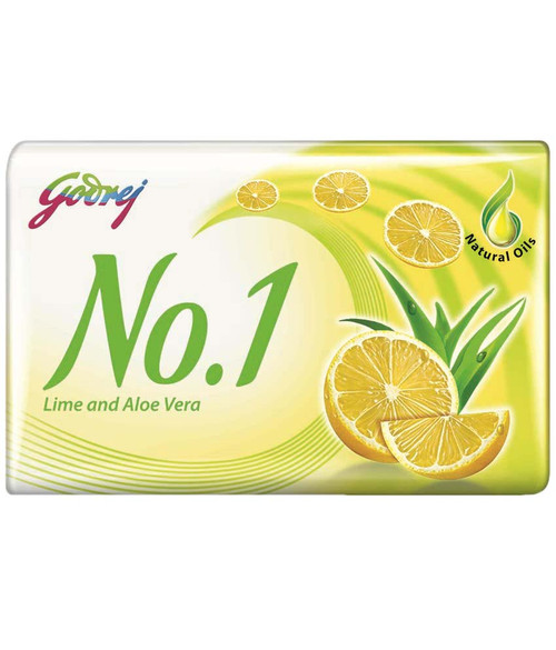 Godrej No.1 Lime and Aloe Vera Soap