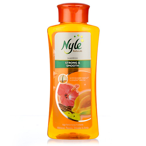 Nyle Naturals Shampoo Strong and Smooth