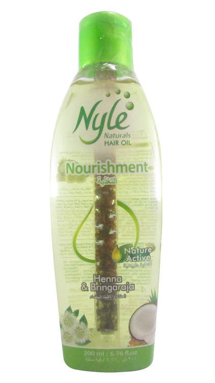 Nyle Nourishment Natural Hair Oil 200 ML