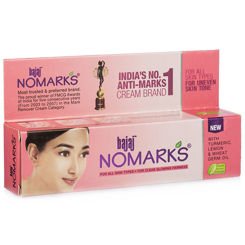 Buy Bajaj Nomarks For All Skin Types 25 Grams For Rs 220