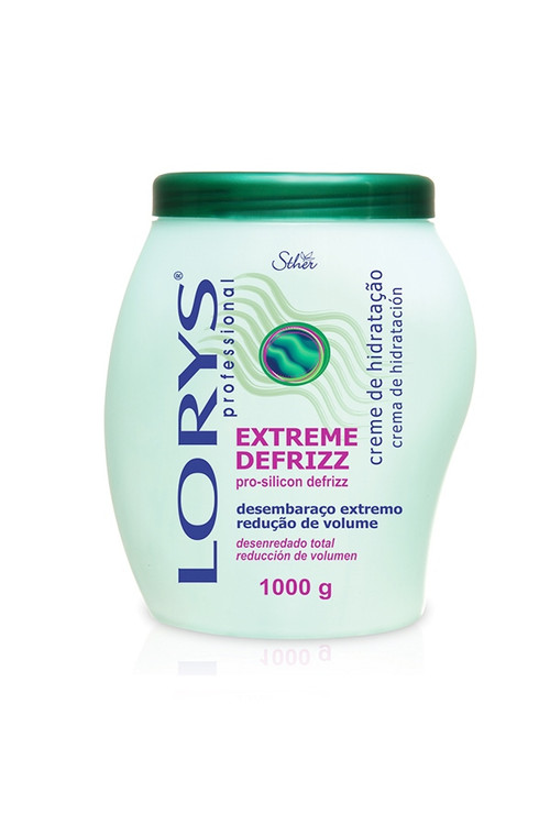 Lorys Professtional Extreme Defrizz Hair Cream
