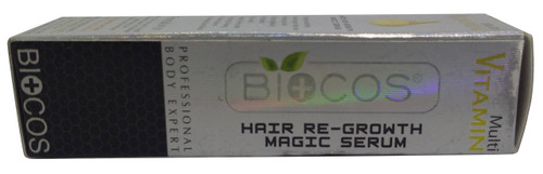 Biocos Hair Re-Growth Magic Serum(Front)