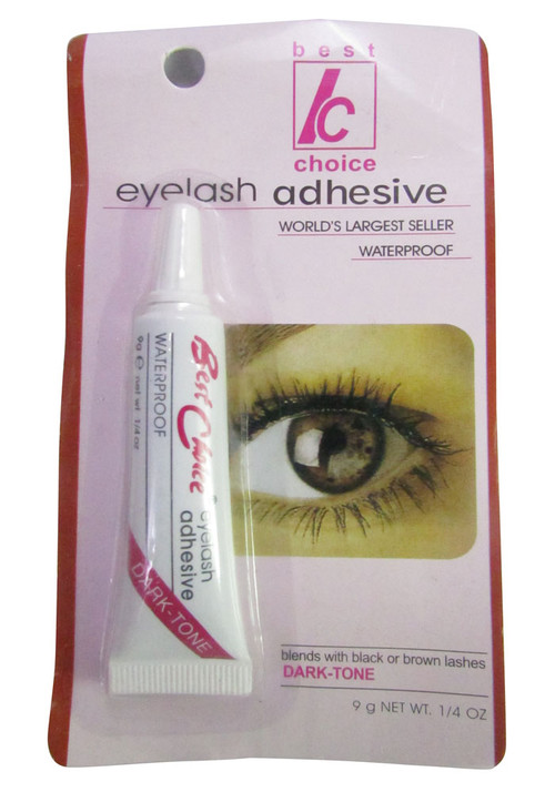 ef8738f84a0 Best Choice Eyelash Adhesive Dark Tone Waterproof 9 Grams Rs. 149