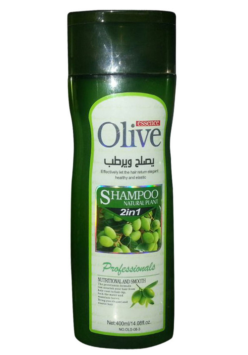 Olive Essence Natural Plant 2 In 1 Professionals Shampoo