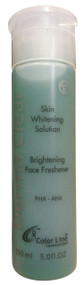 Derma Clear Skin Whitening Solution Brightening Face Freshener best price