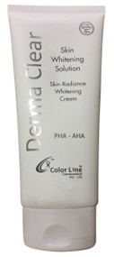 Derma Clear Skin Whitening Solution Skin Radiance Whitening Cream buy online in pakistan
