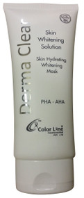 Derma Clear Skin Whitening Solution Skin Hyderating Whitening Mask 200 ML buy online in pakistan