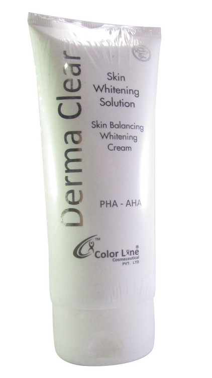 Derma Clear Skin Whitening Solution Skin Balancing Whitening Cream buy online in pakistan