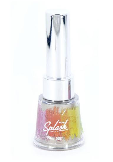 4 U 2 Cosmetics Splash Pixie Dust Silver