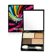 4 U 2 Cosmetics Splash Velvet Eye Shadow 4 (SLV 02)