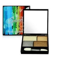 4 U 2 Cosmetics Splash Velvet Eye Shadow 4 (SLV 04)
