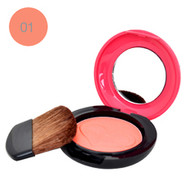 4 U 2 Cosmetics Dreamgirl Shining Thru Single Blush No. 01 (Peach)