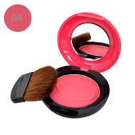 4 U 2 Cosmetics Dreamgirl Shining Thru Single Blush No. 04 (Dark Pink)