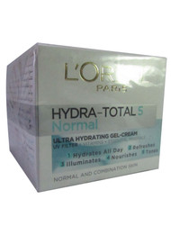 L'oreal Paris Hydra-Total 5 Gel Cream Normal & Combination Skin